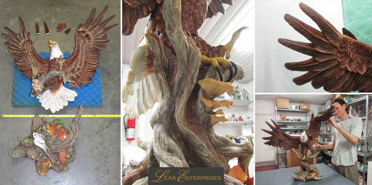 boehm eagle restoration