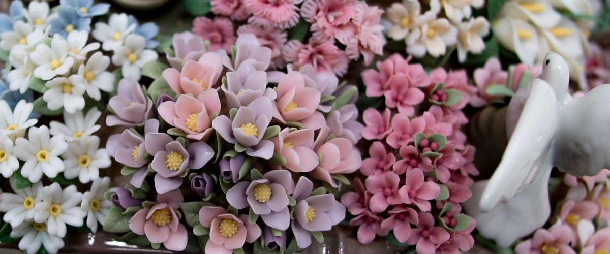Repair Lladro flowers